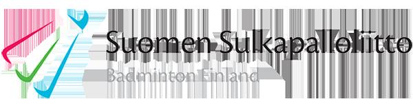 Suomen Sulkapalloliitto logo