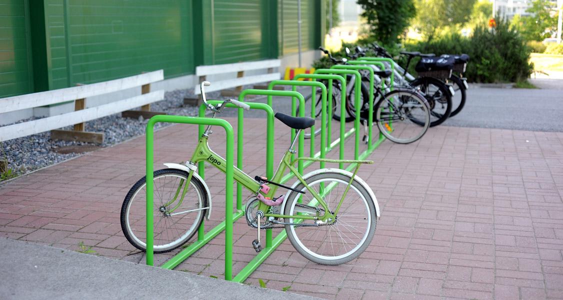 Talihalli polkupyöräparkki