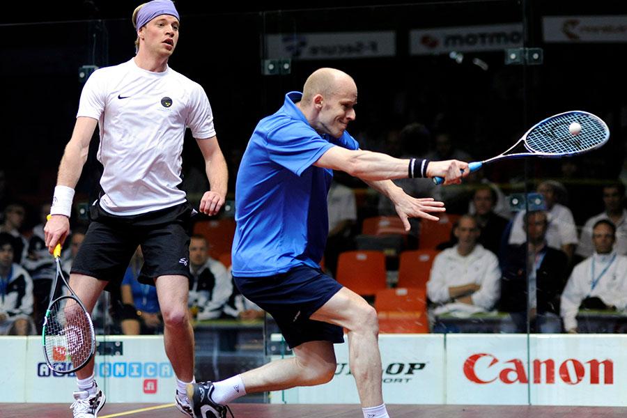 Squash starttikurssi aikuisille
